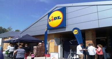 Lidl.Andover