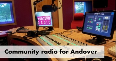 Andover Radio Studio