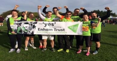 Great South Run for Enham Trust