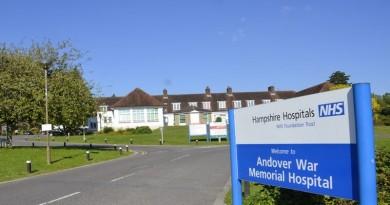 Andover War Memorial Hospital
