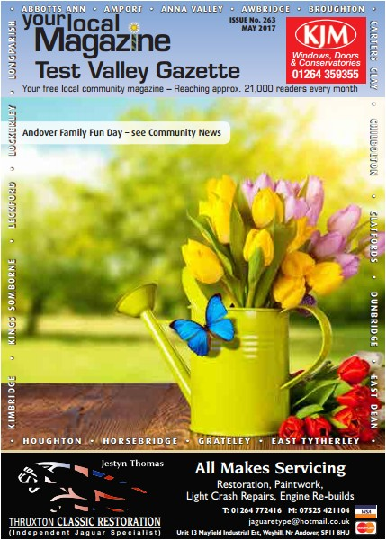 TVG.May.Cover