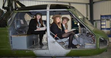 Harrow Way Community School at Museum Army Flying
