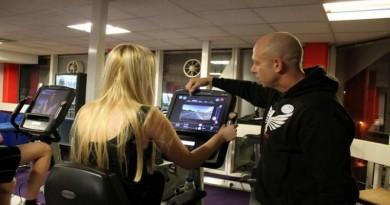 Andover Leisure Centre New Gym Equipment
