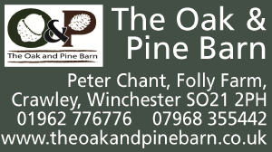 Oak and Pine Barn - Winchester