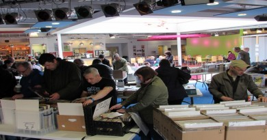 Record and CD Fair at The Lights