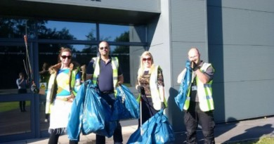 Shenton group litter pickers