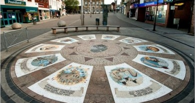 Time Ring, Andover