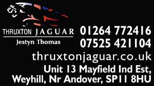 Thruxton Classic Jaguar
