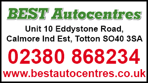 Best Autocentres, Totton