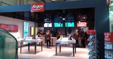 Argos at Homebase, Andover