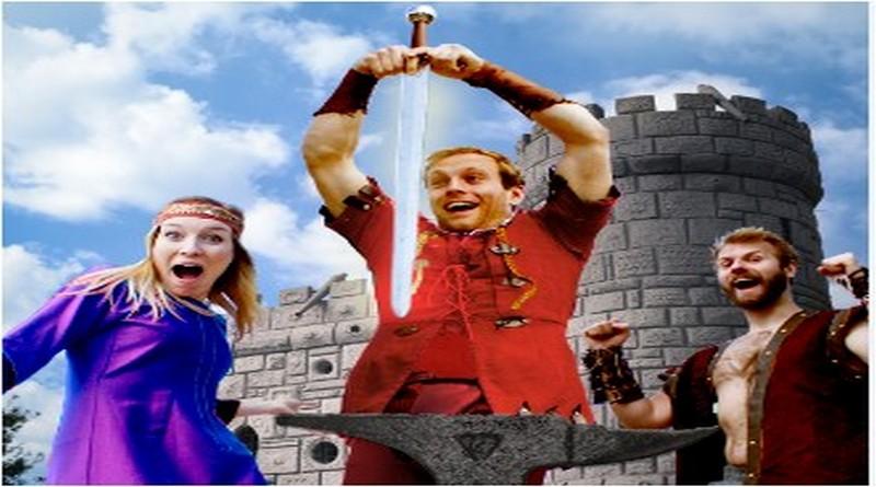 King Arthur, The Lights