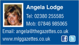 Angela Lodge, Marketing & Sales Executive