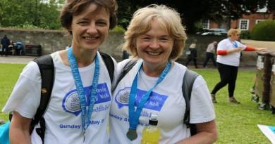 Claredon Way Charity Walk