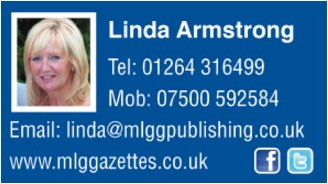 Linda Armstrong, Marketing & Sales Executive