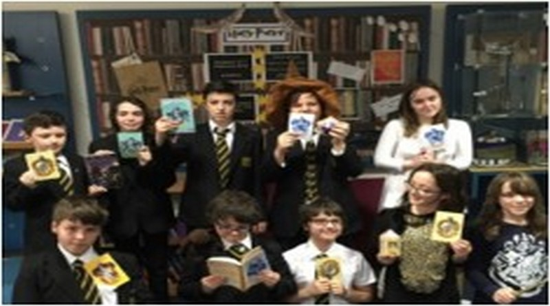 Harry Potter Book Night at JHCS
