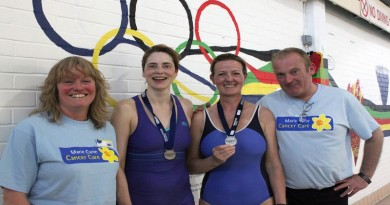 Join in the annual swimathon