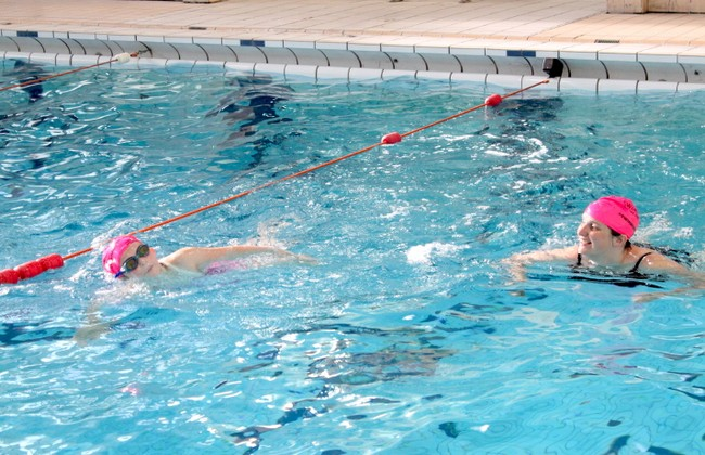Still Time To Swim For Sport Relief In Andover This Sunday