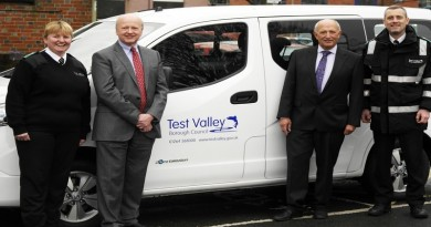 New electric cars for TVBC