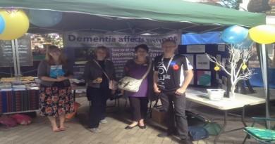 Market for Dementia Awareness