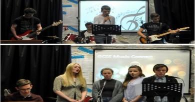 John Hanson Community School GCSE Music