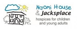 Logo. Naomi House& Jacksplace