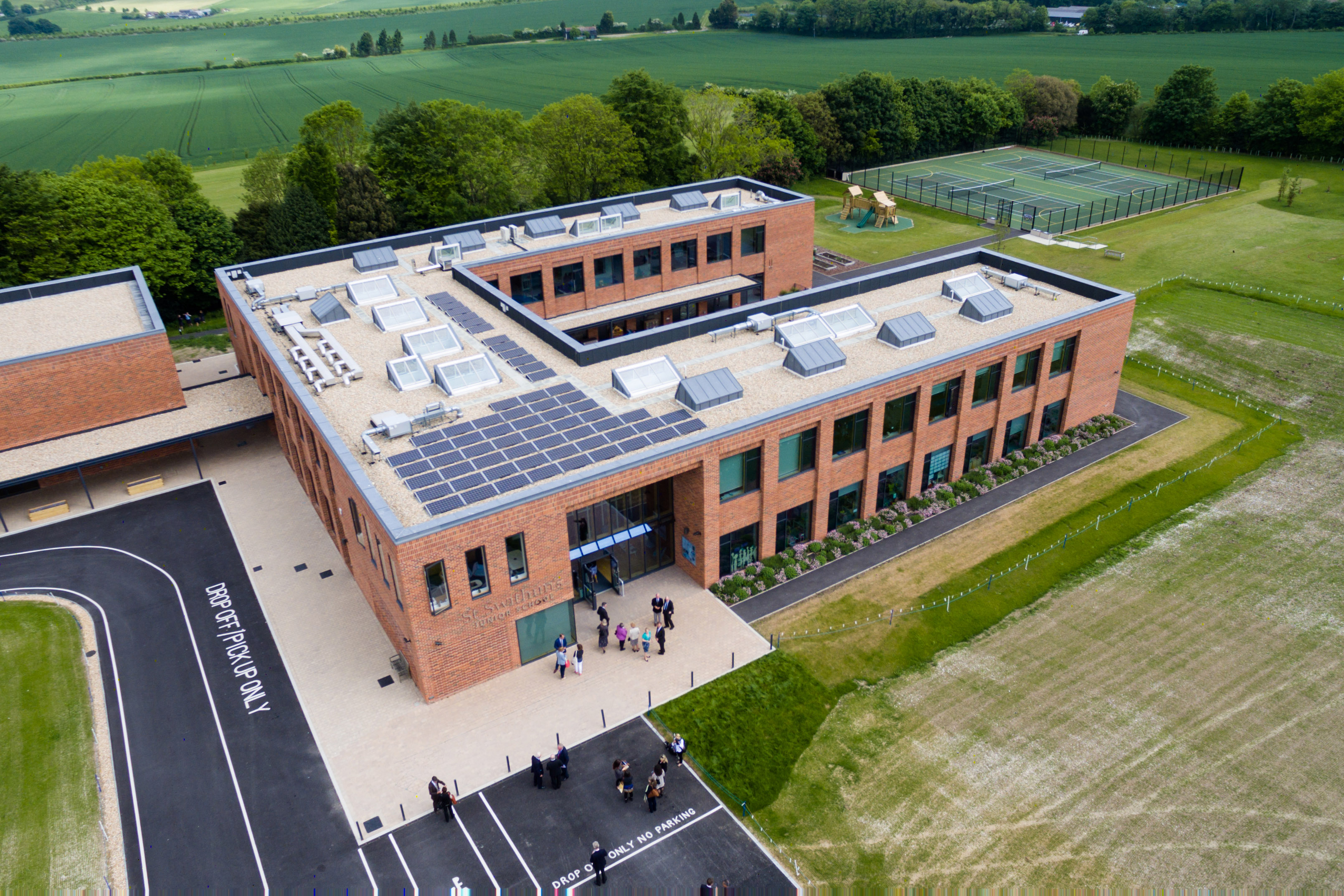 St Swithun S Junior School S State Of The Art New Building