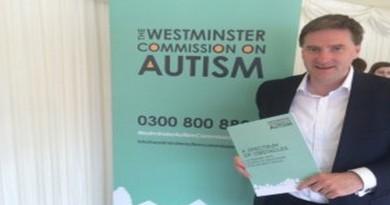 MP Steve Brine - Autism