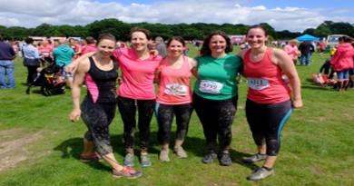 Awbridge Mums Race for Life