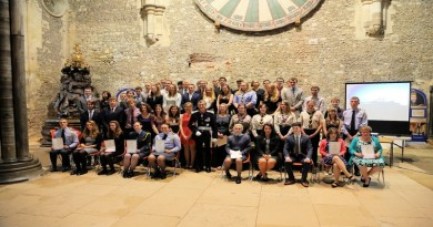 Group Photo DoE Awards