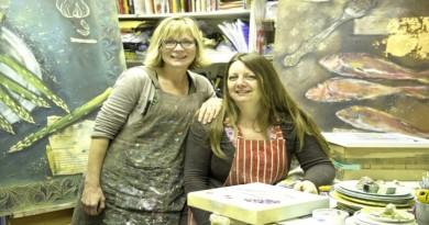 Jenny Muncaster(left).Rachael Alexander(right)