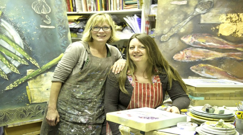 Winchester People; We talk to local artists from the Colour Factory