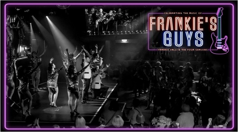 Frankie's Guys set to croon the hits at The Lights