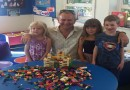 British actor donates family Lego collection to Hampshire County Council's New Milton library