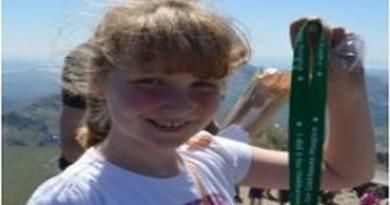 Beth Barker Aged 10