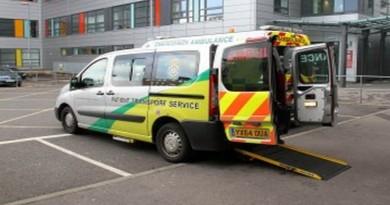 Patient Transport Service