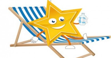 Summer Recycling Star