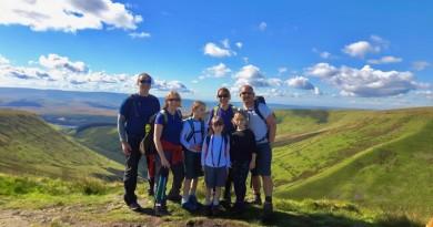 Climbing for Alex Lewis Trust