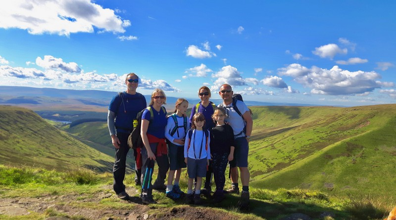 Climbing for Alex Lewis Trust