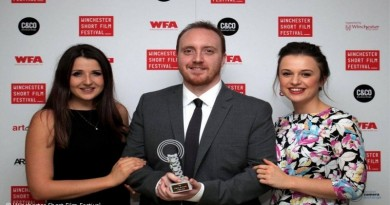 winchester-short-film-festival-mark-brennan-april-kelley-and-sarah-huxley-from-tea-for-two-winner-of-the-best-original-screenplay-award