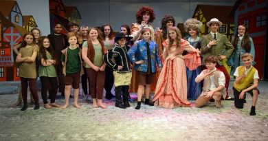 Winton Community Academy present Puss in Boots Pantomime