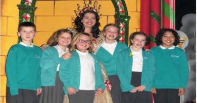 Wellow Primary School Reporters Mayflower Theatre
