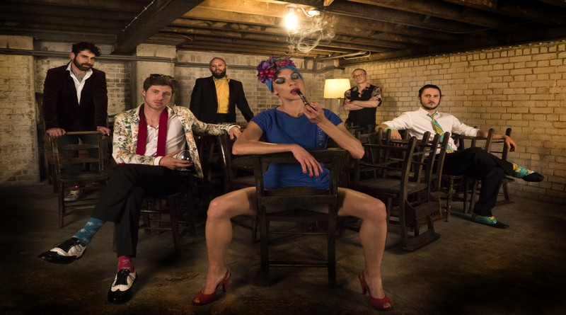 Molotov Jukebox ©Drew Cox