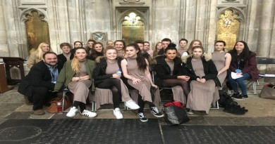 Education Service Performing Arts Students