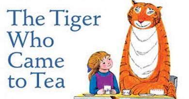 Tiger Came to Tea