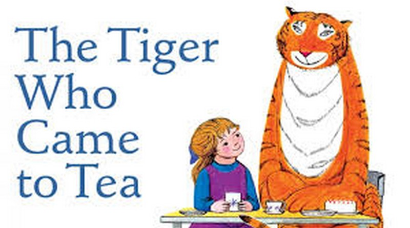 Tiger Came to Tea