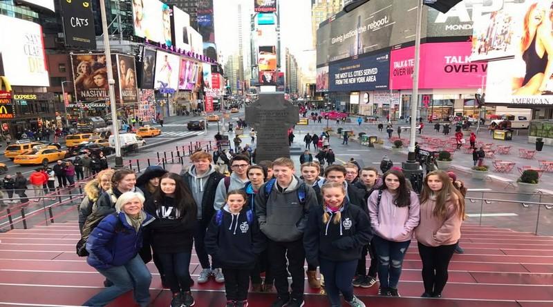 Winton Community Academy New York Trip