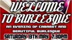 Andover's first Burlesque and Caberet evening