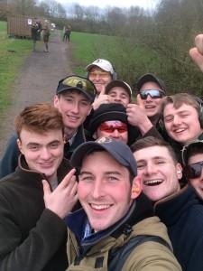 BASC Student Selfie
