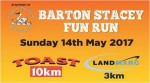Barton Stacey Fun Run 2017