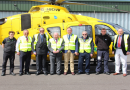 Latest grant to Hampshire and Isle of Wight Air Ambulance from Hampshire and Isle of Wight Freemasons brings total national donation to £2.1 million.